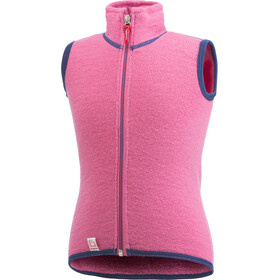 Woolpower 400 Gilet Bambino, sea star rose